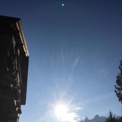 Dag 5 , äntligen strålande sol 👍 Häng med oss upp på ca 3000 höjdmeter 😜#butikehlsasgarderob