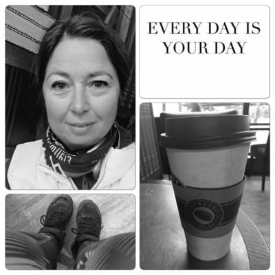 Hur startade din? Min började med en promenad och kaffe och smörgås ❤️ idag ska jag kanske lite klyschigt försöka fånga dagen 😊 första lediga på länge i en rolig och givande julhandel. Kram på er därute #butikehlsasgarderob