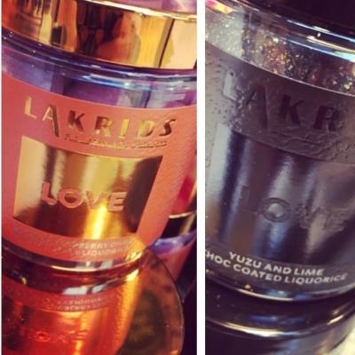 Lakrits - Kärlek i en liten burk 🧡🖤 #allahjärtansdag #butikehlsasgarderob