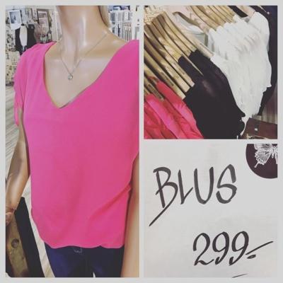 Blus i 4 olika färger ☀️ Sommarerbjudande 299 kr (ord.pris 399) #butikehlsasgarderob