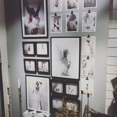 Ny vägg med Tove Frank ❤️ 299kr 349kr 999kr  #butikehlsasgarderob