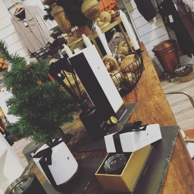 Nya doftljus och pinnar med julfeeling 🎄#butikehlsasgarderob