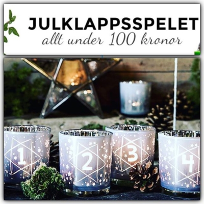 99kr , Maja cottage advents lyktor  1 2 3 4 😊#butikehlsasgarderob