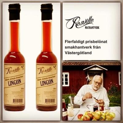 Härliga smaker från Sverige , lingonvinäger bla och ramslöksalt Spännande smaker #butikehlsasgarderob
