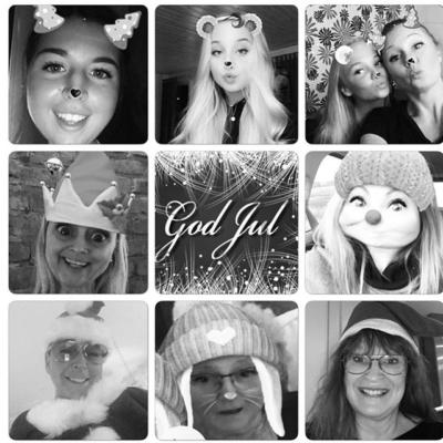 God fortsättning kära kunder🎄 hoppas et julafton med nära och kära varit fantastisk .  Vi på Ehlsas vill tacka er alla för en rolig och givande och intensiv julvecka i butiken💖 så mycket skratt och glädje på en och samma gång .  Idag hugger vi in i butiken igen för att fixa och trixa till så ni kan fynda imorgon i butiken 👍 Men först njut av denna dagen så ses vi imorgon 💃 Gänget på Ehlsas #butikehlsasgarderob