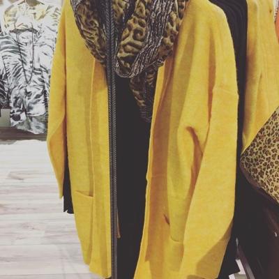 Mer nytt mer gult 👍#butikehlsasgarderob