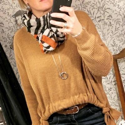 Mysig tröja från @stajl_se & sköna jeans från @isay_dk 🍁👍🏼🍂 Ha en härlig höstdag vänner 🙌🏼❤️