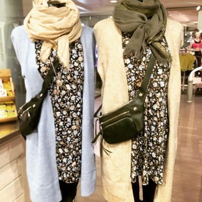 Tvillingar 😊😊 Tunika från @freequentsverige 299:- Kofta från @soyaconceptsweden  499:-