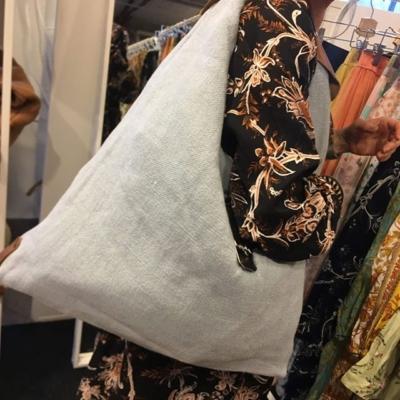 Köpt in riktigt fina axel-bags från @chandra.edith idag. Ljusblå,svart och sand Pris 599:-