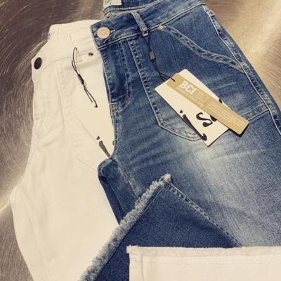 Nu har äntligen isay's tuffa jeans kommit in i vitt!! Så fina!! Missa inte dessa 🙌🏼 Pris: 899:- Storlek: 34-44