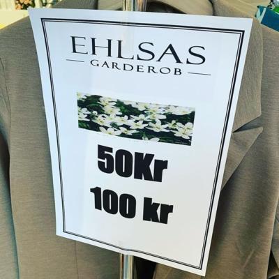 Utvalda plagg 50 kr och 100 kr 🤪